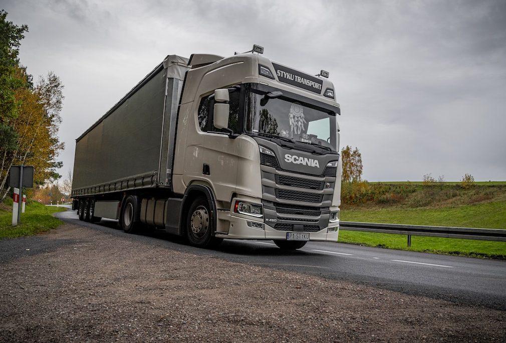 Styku Transport - Przewozy Krajowe i międzynarodowe